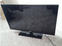 "32"" Full High Def BUSH TV with 3D technology. Comes with 4 pairs of 3D glasses"