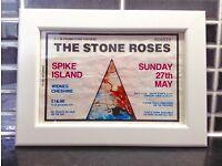 Spike Island Ticket