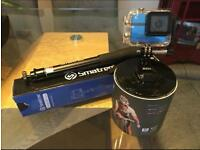 Ezviz S1 (Blue)Sports Camera (similar to GoPro)