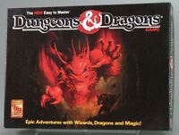Dungeon and dragon board game