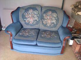 Two identical sofas, free
