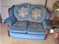 Two identical sofas, free