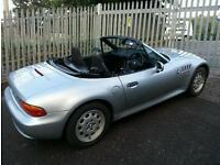 BMW Z3 0NLY 74K FROM NEW JUST HAD FULL MOT TILL JULY2017