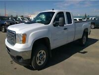 2012 GMC SIERRA 2500HD SLE Ext. Cab Long Box King Cab * Boite 8'