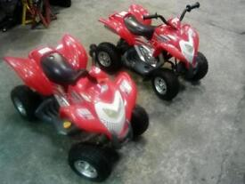 Kids 12v battery quads