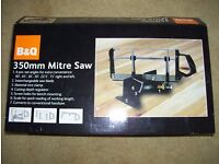 MITRE SAW 350MM as NEW in Original Box