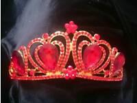 Brand new jewelled tiara
