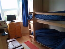 Spacious room to let in friendly family home