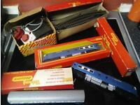 pullman train set boxe,d /boxed track and controller