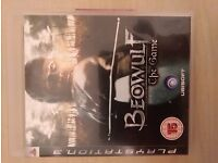 BEOWULF THE GAME. PLAYSTATION 3. ONLY £6.00