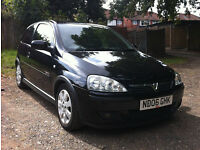2006 Vauxhall Corsa 1.2 SXi + Twinport (3 door, petrol, manual) Serviced, timing chain, full exhaust