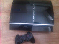PS3 & Controller (Not Working)