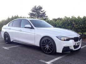 BMW 320D M SPORT EFFICIENT DYNAMICS