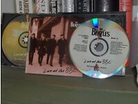 """The Beatles """"Live at the BBC"""" Double CD"""