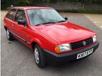 VW POLO NOT BREADVAN COUPE MK2 GENESIS SERVICE HISTORY, MOT, 2 OWNERS FROM NEW
