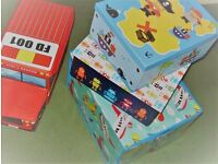♦♦♦ Selection of Kids Storage Boxes ♦♦♦