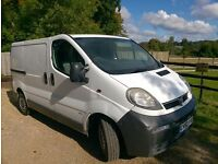 Vauxhall Vivaro 2700 DI SWB GOOD CONDITION! NEW MOT!