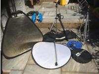 Photographic studio equipment