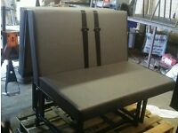 WANTED leatherete/ vinyl/material/leather or upholsterer