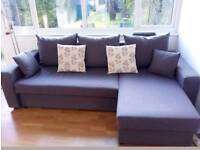 Corner Sofa bed. Was £750 now only £300. *Free Delivery*