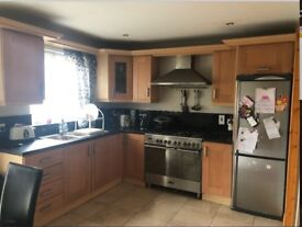 Excellent Off er - Kitchen sold as seen. Available from 15th March