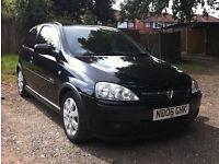 2006 Vauxhall Corsa 1.2SXi + Twinport (3 door, petrol, manual) Serviced, Timing chain, full exhaust