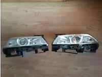 Renault Megane 2 Mk2 Headlight/Headlamp pair