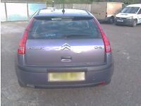 CITROEN C4 1.4 LX 5 DOOR HATCHBACK VERY GOOD CONDITION FOR PARTS OR SPARES OR REPAIR