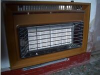Flavel Misermatic Deluxe Gas Fire