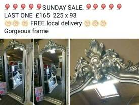 Stunning new mirror at sale price