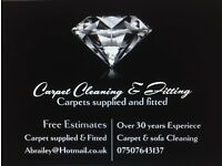 Carpet Cleaning & Fitting Free Estimates Quality Work