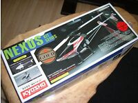 Vintage,kyosho nexus 30 rc helicopter kit(new in box)