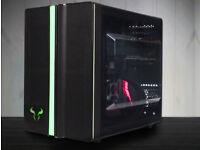GTX 1070 Ryzen 1600 6 Core PC Workstation Gamer PC Adata XPG 16GB DDR4 NVME SSD