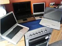 4 laptops s asus 17 inch dell samsung acer