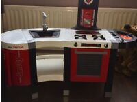 Free toy kitchen