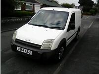 Ford transit connect 1.8 tddi. 54 plate