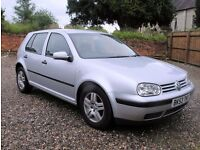 VW GOLF MATCH TDI PD 5 DOOR, VERY GOOD CONDITION, EXCELLENT MAINTENANCE HISTORY, DRIVES WELL