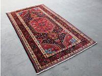Gorgeous Village design hand-woven Persian Tuserkan (Hamadan) Rug 230x130cm