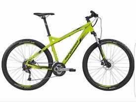 Bergamont mountain bike.