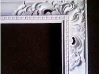 TRULY LOVELY VERSATILE REAL WOOD FRAME FOR PAINTING, PHOTO, PRINT, PICTURE