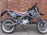 Derby sender 50cc
