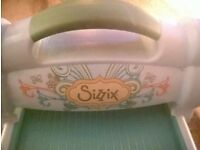 Sizzix Big Shot Die Cutting Machine - As New!