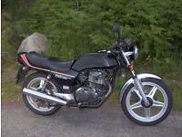 Honda CB250NB Classic Bike