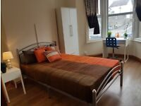 Large double room for single occupancy