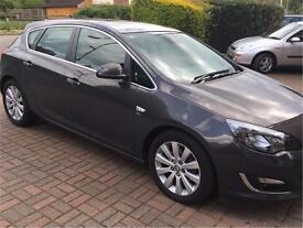 Vauxhall Astra ECOFLEX 1.7 Sat nav, Bluetooth, FSH, new MOT