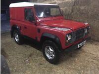 Land Rover 90 Defender 300tdi