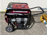 Generator – Petrol 4Kw (230v / 115v)