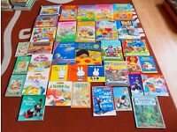 Large Collection of Children's Books (total 79)