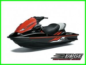 2018 Kawasaki STX-15F BLACK/ORANGE