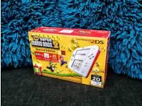 Nintendo 2ds Super Mario edition